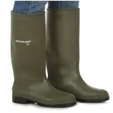 Dunlop pricemaster Stivali in VERDE (UK)