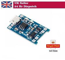 TP4056 5V 1A Micro USB 18650 Lithium Battery Charging Board  Module 1/2/5/10PCS