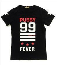 ADREXX T-Shirt *** Party Hemd HERREN TSHIRT Druck Print Sterne schwarz black