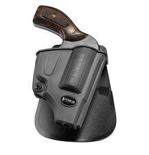 FOBUS 357nd Rotation étui Pistolet Smith & Wesson Most 5-Shot J l'image .357