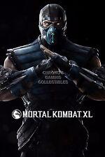 RGC Huge Poster - Mortal Kombat XL X PS4 PS3 XBOX ONE 360 - EXT273