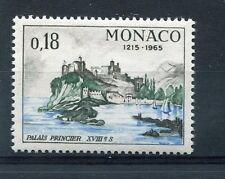 MONACO 1966, timbre 679, PALAIS PRINCIER, neuf**