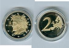Italie Pièce de Monnaie Pp (Choisissez Deux : 1 Cent - et 2003 - 2017)
