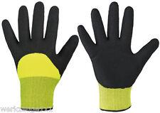 Stronghand Strick-Handschuhe MALLORY / BLACK Winterhandschuh bis - 30° Kälte