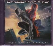 Spider Man SNOW PATROL Signal Fire PROMO CD Spiderman