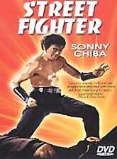 The Street Fighter (DVD, 2001)
