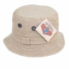 Nuevo Para hombres Para mujeres Damas Algodón Denim Lavado Bush Beanie Cubo Sol Sombrero 3 Colores