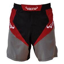 Viking Blade Shorts Black/Red/Grey