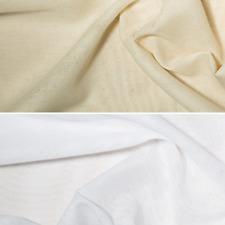 Indian Butter Muslin 90cm Wide 100% Cotton Fabric