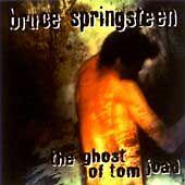 Bruce Springsteen - Ghost of Tom Joad (2000)cd Pre Owned
