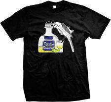 Tequila Mockingbird Parody Nerd Funny Book Humor Meme Joke Geek Mens T-shirt