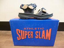 SUPER SLAM garçons Sandalettes bleu, NEUF