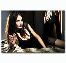 145618 Hot Penny Dreadful Eva Green TV series Custom FRAMED CANVAS PRINT AU