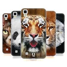 HEAD CASE DESIGNS ANIMAL FACES HARD BACK CASE FOR LG PHONES 2