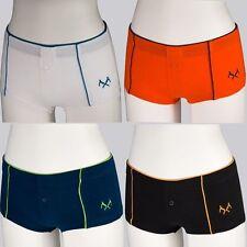 4 Remixx Damen Pants Hotpants Pantys Slip Hipster Boxer Shorts Ladies Sport