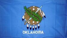 OKLAHOMA FLAG 5X3 FEET U.S.A. STATE Okie Tulsa American America USA FLAGS
