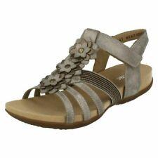 Girls Rieker Open Toe Summer Sandals 'K2263'