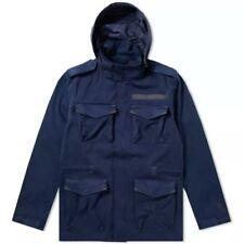 NIKELAB NRG moleskin M65 military jacket 916429 451 obsidian blue nike nsw