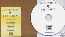 TAKEN BY TREES East Of Eden 2009 UK DJ PROMO CD Concretes