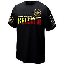 T-Shirt KINGDOM OF BELGIUM BELGIQUE BELGIE - Maillot ★★★★★★