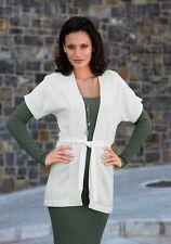 Strickjacke-Cardigan My Style. Ecru. NEU!!! KP 39,99 € %SALE%
