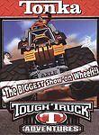 Tonka Truck Adventures DVD The Biggest Show on Wheels New