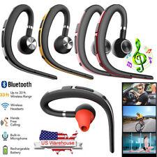 Wireless Bluetooth Headset Sport Stereo Headphone With Mic Earphone For Phone