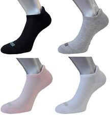 PUMA Damen Sport Sneaker Socken mit Frotteesohle Polsterlippe SPEED CAT Füßlinge