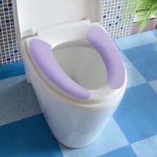 Bathroom Toilet Seat Closestool Washable Soft Paste Mat Cover Pad Cushion SW