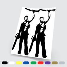 Adesivi in vinile Stickers Prespaziati L'armata delle tenebre Auto Notebook Pc