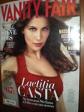 Vanity Fair.LAETITIA CASTA,VINCENT GALLO,ALESSANDRO CATTELAN,FEDERICO RUSSO,k