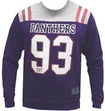 Majestic Florida Panthers Welles Crewneck Sweater Pullover Hoodie Herren Mens