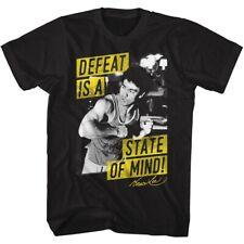 BRUCE LEE MIND STATE BLACK ADULT Short Sleeve T-Shirt