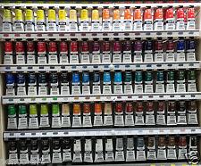 Daler Rowney Cryla Peinture acrylique 87 couleurs 75ml Tubes Liste 1 jaunes pour