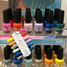 Opi - Fiji Collection - Bright Summer Creme Nail Polish Pink Purple Blue Green