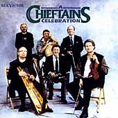 Chieftains Rare CD A Celebration Van Morrison,Nanci Griffith (New/Unsealed)
