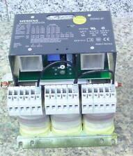 Transformator Trafo Siemens 3x 230/400V sec 24 V DC 9 A