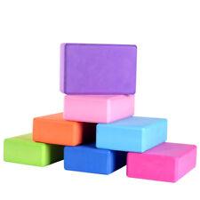 2pcs Yoga Block EVA Foam Brick Non-Toxic Best for Pilates Fitness Part