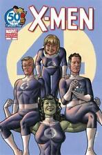 X-MEN #16 - FANTASTIC FOUR 50TH ANNIVERSARY VARIANT COVER