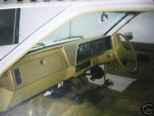 DASH MAT, DASHMAT TO SUIT HOLDEN RODEO 1983 - 1985, BLACK