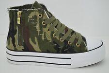 Scarpe Donna Sneakers colorate Corsa Running Tela Jeans da Ginnastica Tipo Star