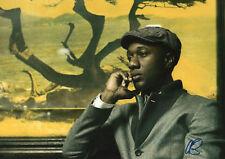 Aloe Blacc Autograph Signed 20x30 Inch Photo