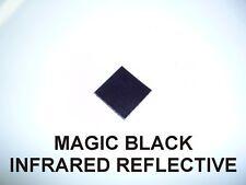 "2 - MAGIC BLACK INFRARED 1""X1"" 3M BRAND SOLAS WITH VELCRO® BRAND FASTENER"