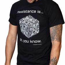 Resistance Is… Star Trek™ Borg Unisex T-shirt