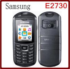 "Original Unlocked Samsung E2370 Xcover mobile phone WaterProof Flashlight 1.77"""