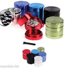 Grinder Color Polinator Delux - 40 MM - Couleurs aux Choix (Moulin à Tabac)