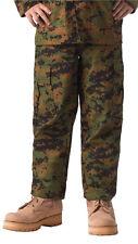 Digital Woodland Camouflage BDU Pants (Kids) Rothco 66115