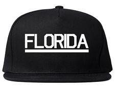 Kings Of NY Florida USA State FL Snapback Hat