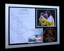 PJ HARVEY C'mon Billy LIMITED Numbered CD ENGLAND BRING MY LOVE FRAMED DISPLAY!!