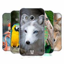 HEAD CASE FAMOSO animali Soft Gel Custodia per Samsung Galaxy Xcover 3